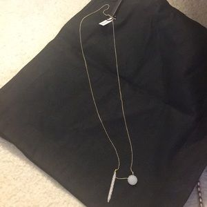 J.Crew Long Necklace with Pendants